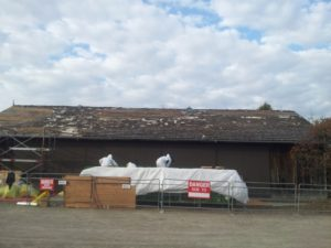 London Canada Asbestos roof abatement