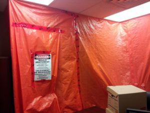 Toronto commercial asbestos removal