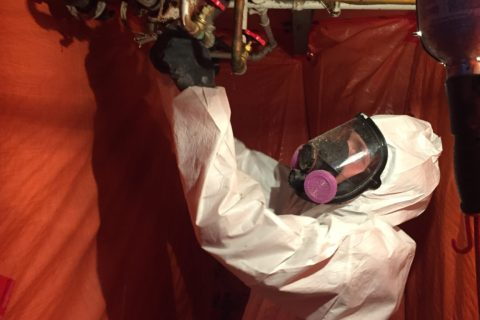 Level 3 Asbestos Removal