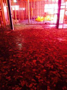 Toronto Canada asbestos tile removal