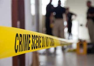 Crime/Trauma Scene Clean Up