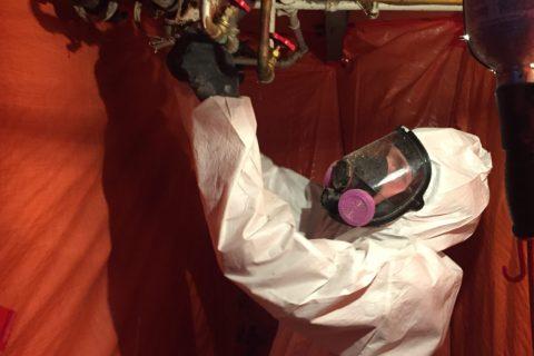 Level 3 Asbestos Removal